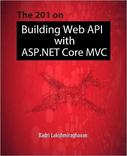201 Building Web ASP NET Core