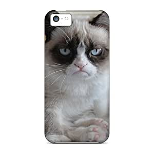 Awesome Design Grumpy Cat Hard Cases Covers For Iphone 5c