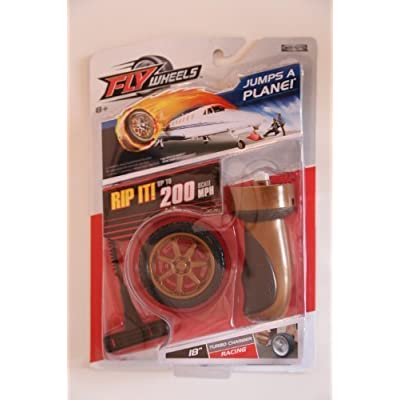 "Fly Wheels 18"" Turbo Charger - Racing: Toys & Games"