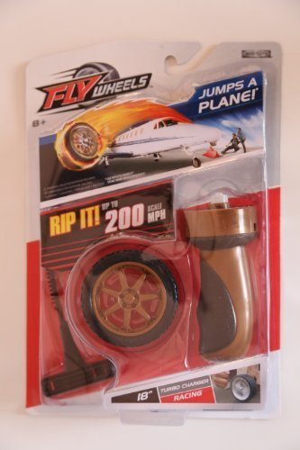 "Fly Wheels 18"" Turbo Charger - Racing"