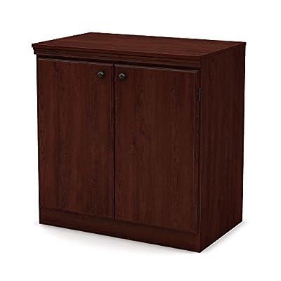 South Shore Morgan Small 2-Door Storage Cabinet