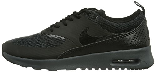 Nike Women's Air Max Thea Prm BlackBlackAnthracite Running