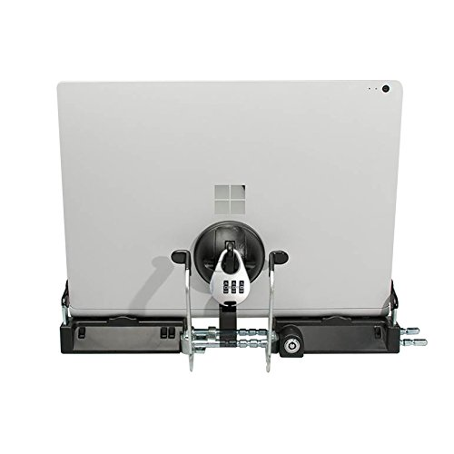 CTA Digital Heavy Duty Tri-Security Station for Tablet-Laptop Hybrids - PAD-SSLT by CTA Digital (Image #2)