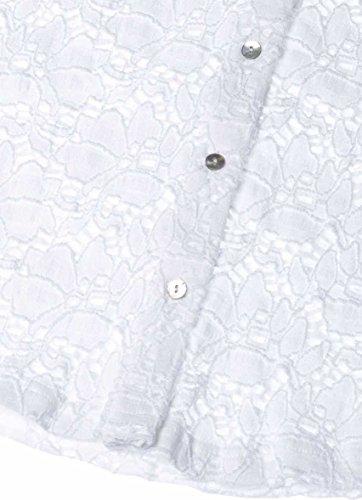 NH Nadine H Blouse 3/4 Ärmel, Couleur: Blanc, Taille: 36