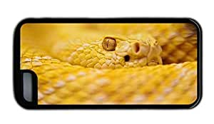 Hipster customized for iphone 6 4.7 cases albino rattlesnake TPU Black for Apple for iphone 6 4.7