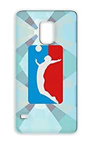 Miscellaneous Sports Beachvolleyball Volleyball Red For Sumsang Galaxy S5 Case Cover