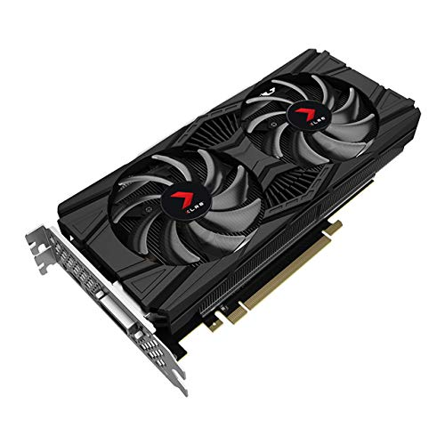 PNY Pny GeForce RTX 2060 6GB XLR8 Gaming Overclocked Edition Graphics Card (Renewed)