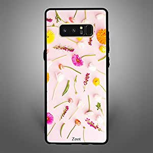 Samsung Galaxy Note 8 Flowers
