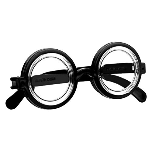 Mad Scientist Glasses (NERD SPEC GLASSES)