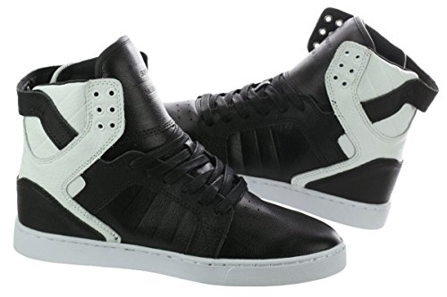 Supra , Damen Sneaker * Black, White-White