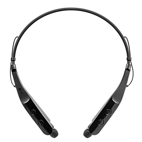 Price comparison product image LG TONE TRIUMPH HBS-510 wireless Bluetooth headset - Black