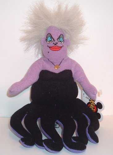 Ursula Bean Bag from The Little Mermaid
