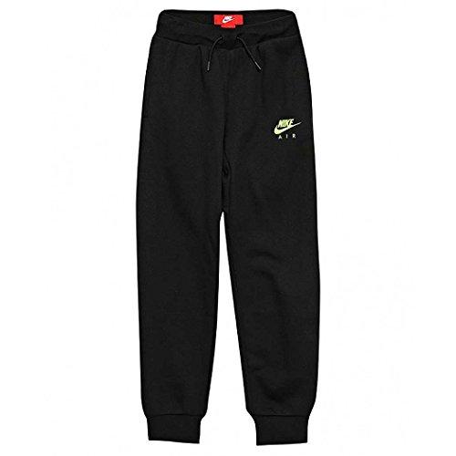 Nike B NSW TRK SUIT AIR–Kinder Jacke schwarz (hasta / black / volt)