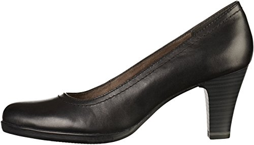 Tamaris 22471, Zapatos de Tacón para Mujer Schwarz (Black)