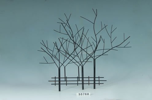 Wrought Iron Branch - 5
