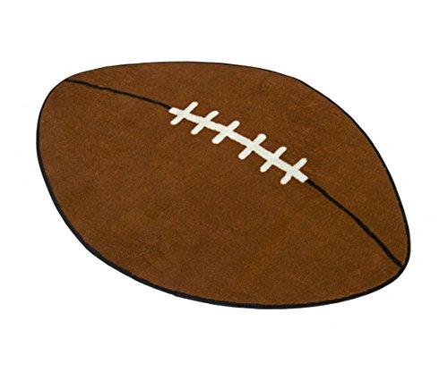 Football Rug Kids Sports Area Rug 28