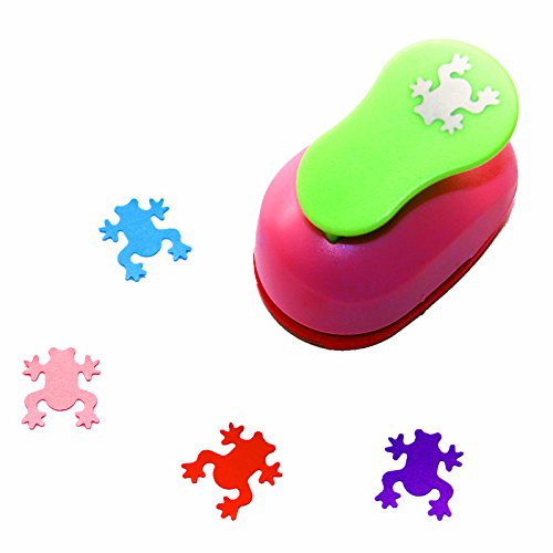 CADY Crafts Punch 1-Inch paper punches (frog)