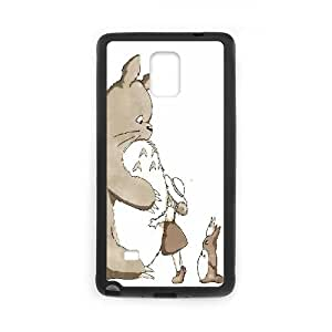 diy samsung galaxy note4 Case, TOTORO cover case for samsung galaxy note4 at Jipic (style 2)