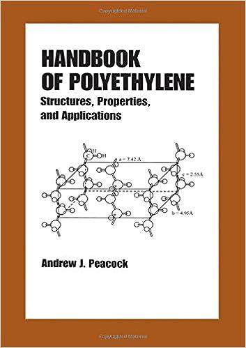 Handbook of Polyethylene: Structures: Properties, and