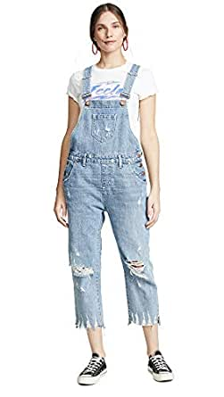 6c1c2d234696 Image Unavailable. Image not available for. Color  One Teaspoon Women s  Hooligan Overalls ...