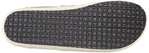 Charcoal Rounder Sanuk on Scuro scarpe Uomo Marrone Hobo Slip qCvw5RCP8