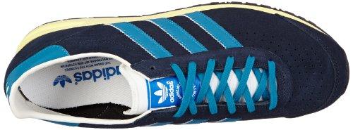 adidas Originals Men's Marathon 85 Trainers Navy/Turquoise 99H82
