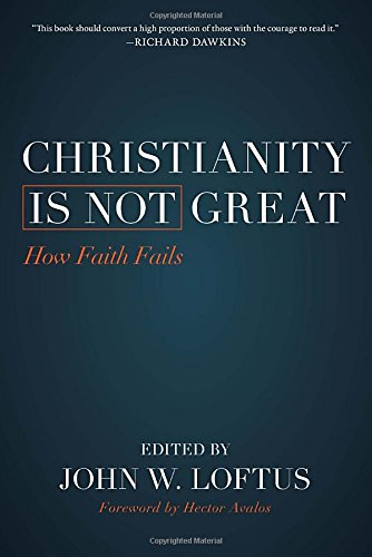 Christianity Not Great Faith Fails product image