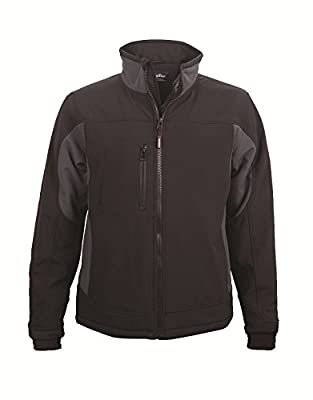 RefrigiWear Men's Insulated Softshell Jacket