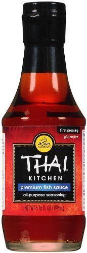 Thai Kitchen Premium Fish Sauce 6.76 Oz (Pack of 2) (Thai Fish)