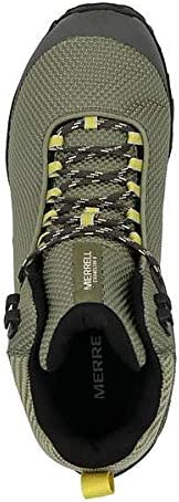 メンズ ハイキングシューズ スニーカー カメレオン8ストームミッドゴアテックス 軽量 クッション性 防水 カジュアル トラベル ウォーキング CHAMELEON 8 STORM MID GORE TEX J034091