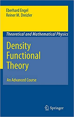 Amazon com: Density Functional Theory: An Advanced Course