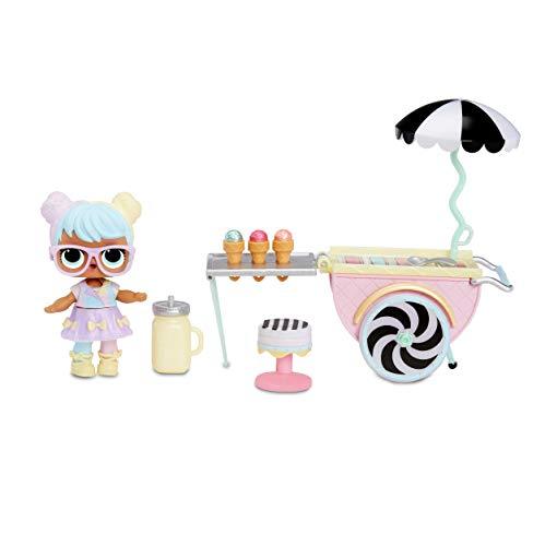 L.O.L. Surprise! Furniture Ice Cream Pop-Up with Bon & 10+ Surprises