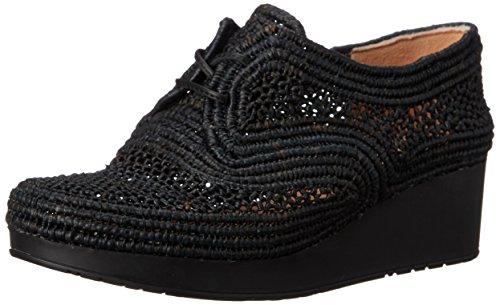 Robert Clergerie Women's Vicolek Fashion Sneaker, Black, 38 EU/7.5 B US