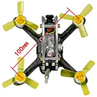 King Kong Fly Egg 110 PNP FPV Racing Mini Indoor Brushless Drone Quadcopter No Receiver