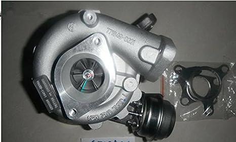 GOWE GT2056 V Turbocompresor 767720 - 4 767720 14411-eb70d turbina Turbo para para Nissan Pathfinder 2.5 DI: Amazon.es: Bricolaje y herramientas