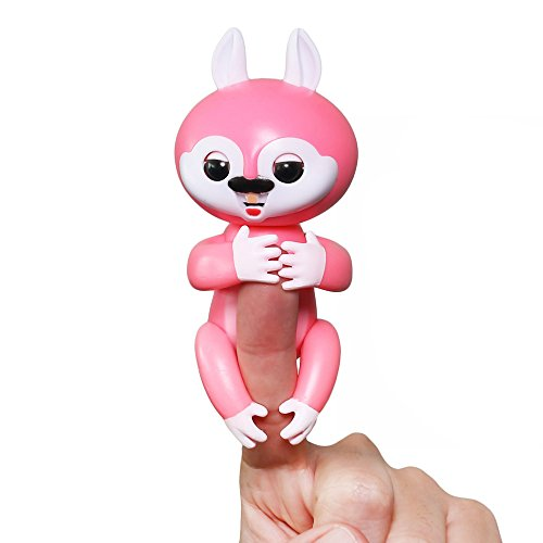 Electronic Interactive Finger Puppet