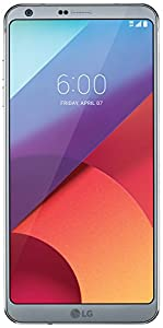 LG Electronics G6 - Factory Unlocked Phone - Platinum