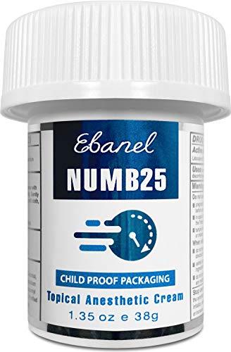 Numb25 Topical Numbing Cream