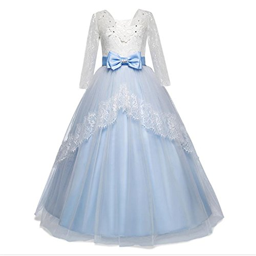 eleganceoo Girl Fashion Princess Pageant Dresses Kids Prom Ball Gown ...