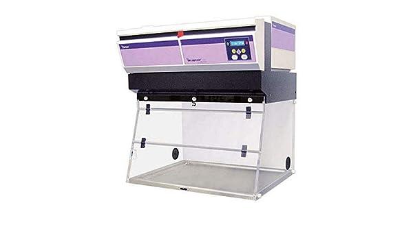 Biolab FICB 32109 - Campana de laboratorio Captair biológico (rayos UV, 825 mm de ancho): Amazon.es: Industria, empresas y ciencia