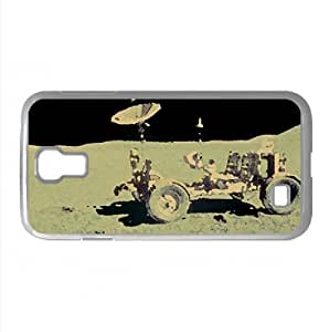 Nasa Lunar Vehicle Watercolor style Cover Samsung Galaxy S4 I9500 Case
