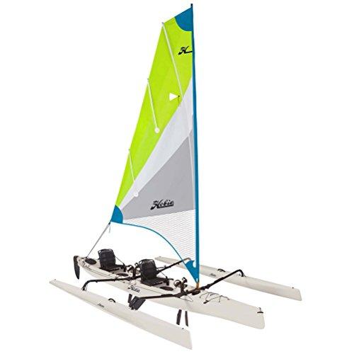 - Hobie Mirage Tandem Island Kayak 2018-18ft6/Ivory Dune
