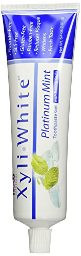NOW XyliWhite Platinum Toothpaste 6 4 Ounce