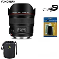 YONGNUO Ultra-wide Angle Prime Lens YN14mm F2.8 14mm Kit For canon 5D 6D 80D 77D T7i