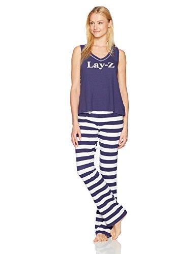 Mae Women's Swing Tank Pajama Set