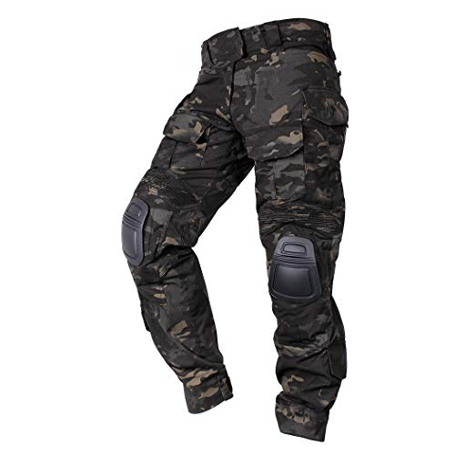 multicam pants knee pads - 2