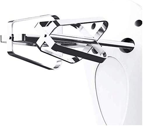 XXDTG Fouet Creative Rose à Trois Vitesses réglable Tige Double-Design Machine de Cuisson Blender avec Un Bouton Back-Stick Réglage de Cuisson Outil