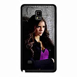 Plastic Back Samsung Galaxy Note 4 Funda Of Vampire Diaries Elena,Personal Samsung Galaxy Note 4 Design Funda