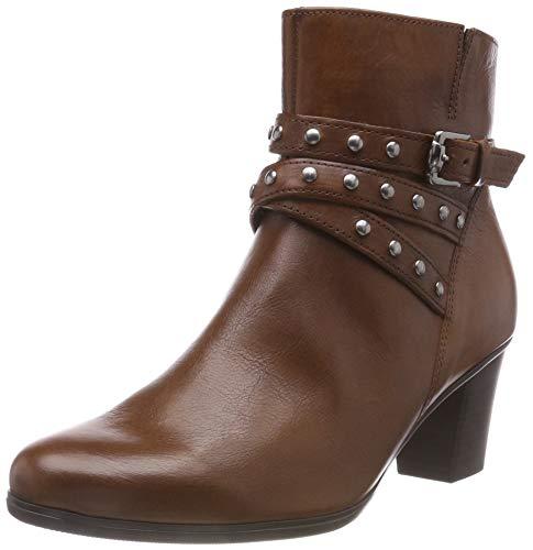 Femme Gabor Basic Caramello Beige Botines 24 Shoes 77wrqx5tg