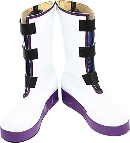 Whirl Cosplay Boots Shoes for Pandora Hearts Xerxes Break]()